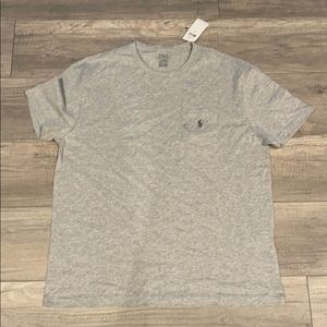 Brand New Polo Ralph Lauren Pocket Tee Size Large